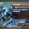 MHXX攻略:集会酒場G★2『密林のナルガクルガと対峙せよ』 オフライン(ソロ)でクリアー