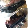 加水分解した靴の復活!
