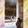 ヴェルサイユ宮殿 2階の部屋探検!!ハネムーン旅行記 2014♪ フランス&イタリア♪