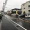 朝から雨練