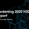 Hardening 2020 H3DXから学ぶ「インシデント対応訓練」の重要性