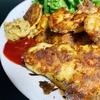 【バズレシピ】リュウジさんの鶏胸肉のピカタをつくってみた!!