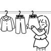 のんびりヨメちゃんの日常⑧ー洗濯ー