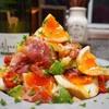 【レシピ】レンジで簡単!アボカドと生ハムのポテトサラダ!