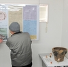 下野谷遺跡 保存活用計画へパネル展