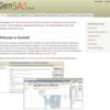 真核生物のゲノムプロジェクトにおいて共同研究者と共にアノテーションを効率的に進めるためのwebサービス GenSAS