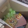 幼稚園の制作物、処分せずに保管することにしました