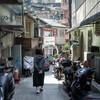 まるで台湾版の尾道 - 台湾・九份の路地裏と猫