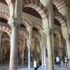 イベリア周遊の旅(103)コルドバ、メスキータの大聖堂。
