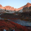 穂高連峰~北穂高岳から奥穂高岳の岩稜縦走記録