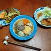幸運な病のレシピ( 2541 )夜:煮しめ、焼きそば、生姜焼き