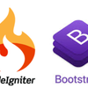 PHP+CodeIgniter3+Bootstrap4:FormでSELECT(ひとつと複数選択値受取)とファイル選択