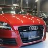 自動車ボディコーティング アウディ/TT quattro ボディ磨き+フッ素樹脂結合系コーティング