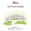 最速でRails APIモードのプロジェクトを作る