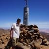 ナミビア最高峰!ブランバーグ山登頂!!