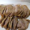 【食事】 豚タンの味噌漬けを作ってみた