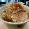 成蹊前ラーメン 『ラーメン 麺増し 生玉子』