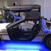 四国自動車博物館のバック・トゥー・ザ・フューチャー