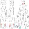 【症例】足の冷感 ふくらはぎの痛重い感じ 整動鍼