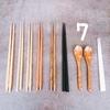 キッチンカトラリーを公開!もちやすくてストレスフリーの,おすすめお箸【100日オーガナイズ】