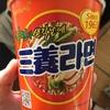 【食レポ】激辛?旨辛?こいつの正体はいかに?!|韓国インスタントラーメンの三養(サムヤン)ラーメン食べてみた!