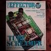 「The EFFECTOR BOOK Vol.39」!チューブスクリーマー特集!本日発売!