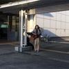 駅前で路上ライブです!