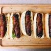 【ミールプレップ】イタリアンソーセージのホットドッグ