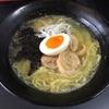 鶏冠(TOSAKA)@神奈川新町の鶏塩白湯そば