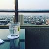 (タイ)バンコク一望、ミレニアムヒルトンのルーフトップバー「360(スリーシックスティ)」