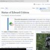 英語版ウィキペディアを少し深掘りして、ソースを当たる(ブリストルの奴隷商人)