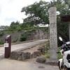 篠山城跡へ