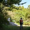 寒露に入る工石山遊山 自然林