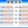 台風24号日本横断