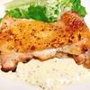 鶏モモ肉のマスタードクリームソース