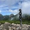 日帰りで南八ヶ岳 編笠山③ 山と高原地図のアプリで登山記録 2018.7.30
