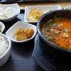 ソウルの大学の学食