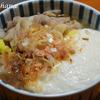 豚バラトロロ蕎麦☆