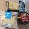 ぷりんのどら包み☆白いチーズケーキ☆とっておきの半熟かすてら