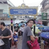 【どローカルな観光地】アンパワー水上マーケットで格安蛍ツアーと水上托鉢体験