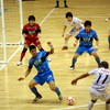 Fリーグ:エスポラーダ北海道-名古屋オーシャンズ@北海きたえーる