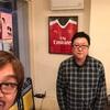 サッカー馬鹿、勝村さん。