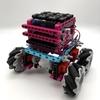 micro:bitを使って、メカナムホイールのラジコンカーを作ってみた