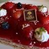 沖縄・ブセナテラスで夏休み その18 クラブラウンジでケーキとコーヒー