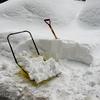 サクサクと除雪