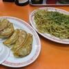 【北千住】コスパ最高の餃子店「りんりん」! 焼そばと手作り餃子が合わせてなんと500円