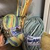 明日は今年最後の編み編みクラブです。