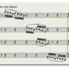 ショパン『革命エチュード』をET四重奏に編曲しました