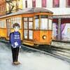 イタリアの移民児童文学『ぼくたちは幽霊じゃない』書評