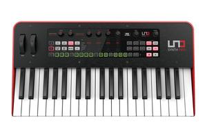 「IK MULTIMEDIA Uno Synth Pro」製品レビュー:3基のアナログ・オシレーターを搭載したパラフォニック・シンセ